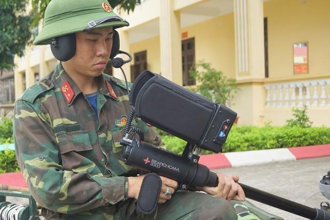 Mục kích lính công binh huấn luyện chống khủng bố ảnh 11