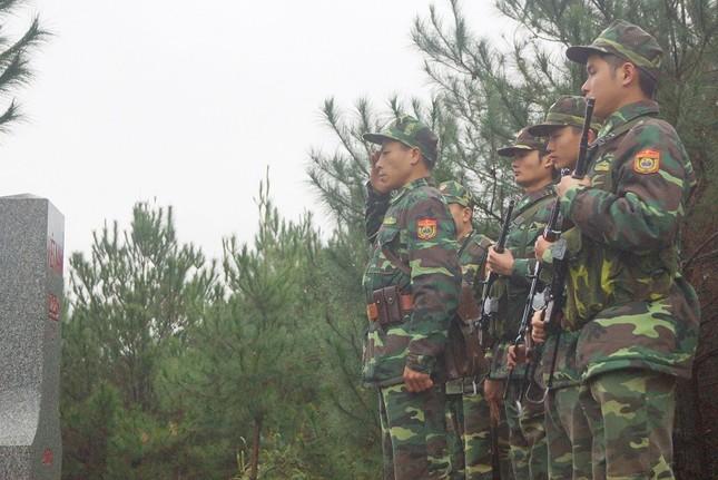 Những người lính đón giao thừa trên biên thùy sương gió ảnh 9