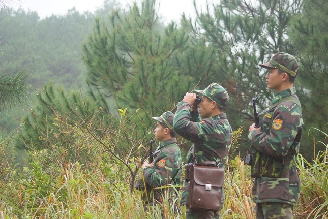 Những người lính đón giao thừa trên biên thùy sương gió ảnh 8