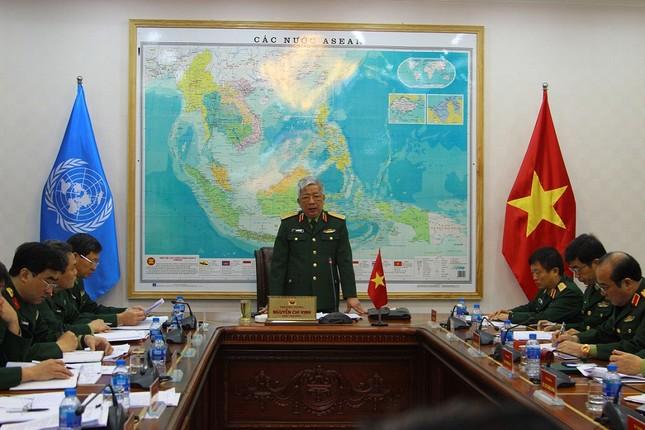 Đội Công binh Việt Nam sẽ thay thế lực lượng của Anh tại Nam Sudan? ảnh 1