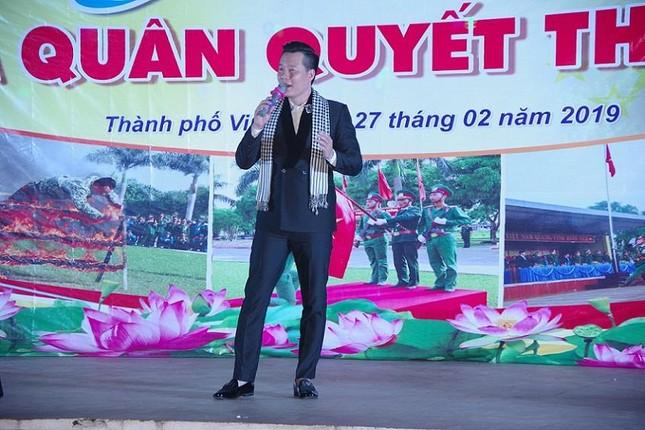 Giao lưu 'Ra quân quyết thắng' tại Nghệ An ảnh 7