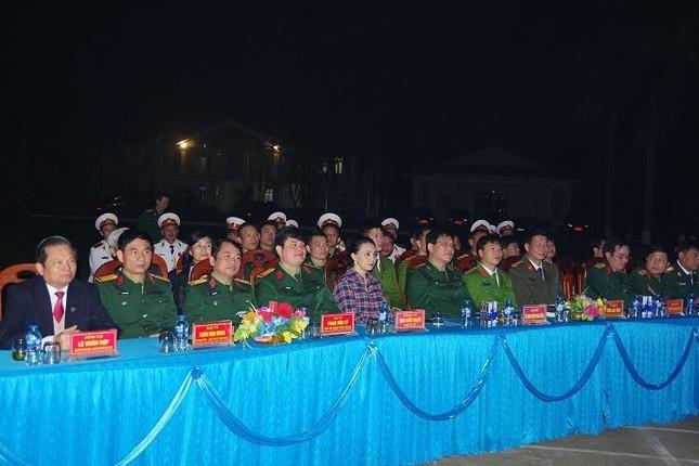 Giao lưu 'Ra quân quyết thắng' tại Nghệ An ảnh 5
