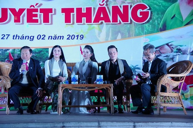 Giao lưu 'Ra quân quyết thắng' tại Nghệ An ảnh 2