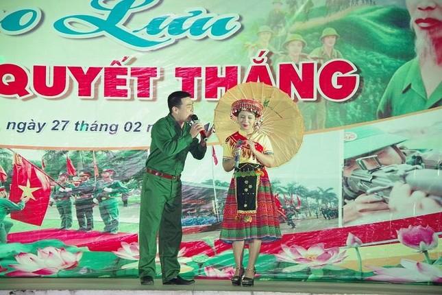 Giao lưu 'Ra quân quyết thắng' tại Nghệ An ảnh 8