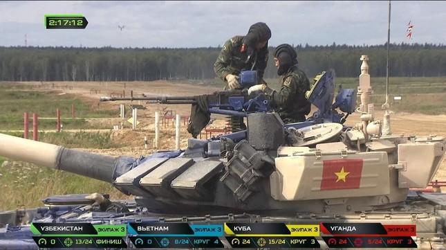 Vì sao xe tăng đội Việt Nam đạt tới vận tốc 74km/h ở Army Games? ảnh 4