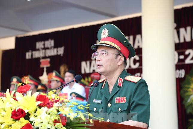 Học viện Kỹ thuật Quân sự vượt chỉ tiêu mở mới đề tài cấp Quốc gia ảnh 1