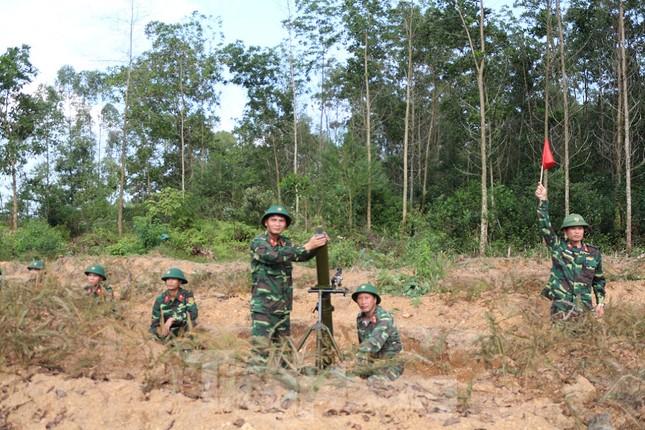 Cận cảnh cuộc diễn tập khu vực phòng thủ mang mật danh PT-19 ở Phú Thọ ảnh 4