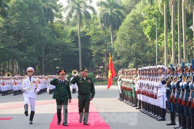 Thứ trưởng Quốc phòng Nga thăm Việt Nam, thúc đẩy đối tác chiến lược toàn diện ảnh 1