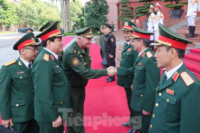 Thứ trưởng Quốc phòng Nga thăm Việt Nam, thúc đẩy đối tác chiến lược toàn diện ảnh 5
