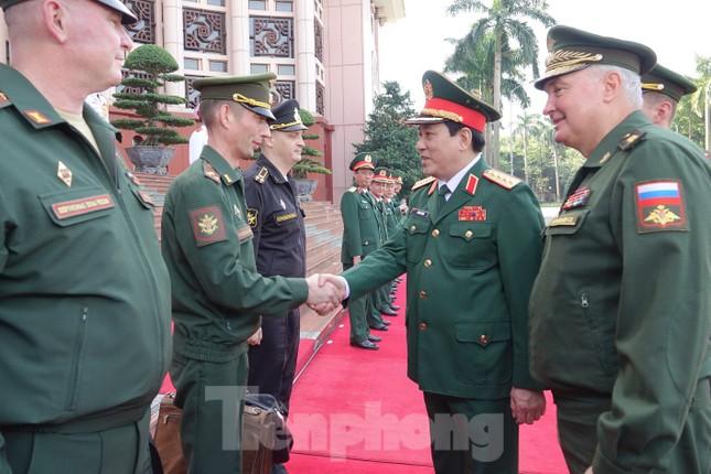 Thứ trưởng Quốc phòng Nga thăm Việt Nam, thúc đẩy đối tác chiến lược toàn diện ảnh 6