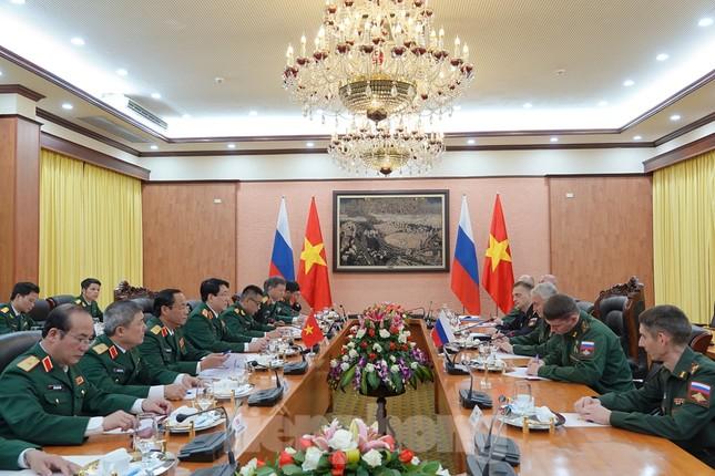 Thứ trưởng Quốc phòng Nga thăm Việt Nam, thúc đẩy đối tác chiến lược toàn diện ảnh 4
