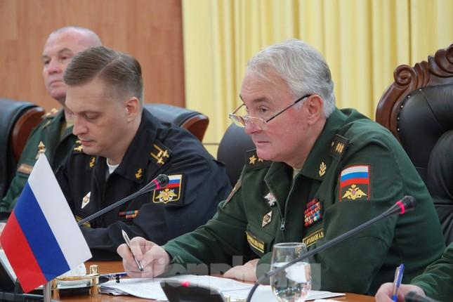 Thứ trưởng Quốc phòng Nga thăm Việt Nam, thúc đẩy đối tác chiến lược toàn diện ảnh 3