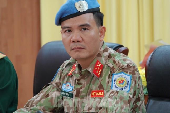 Thêm 2 sĩ quan Việt Nam đi gìn giữ hòa bình thế giới ảnh 7
