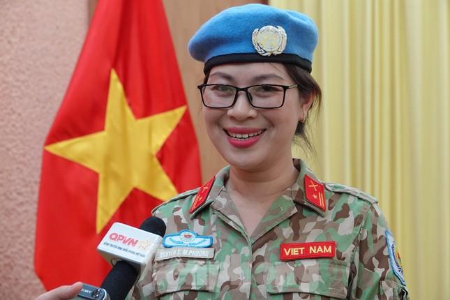Thêm 2 sĩ quan Việt Nam đi gìn giữ hòa bình thế giới ảnh 6