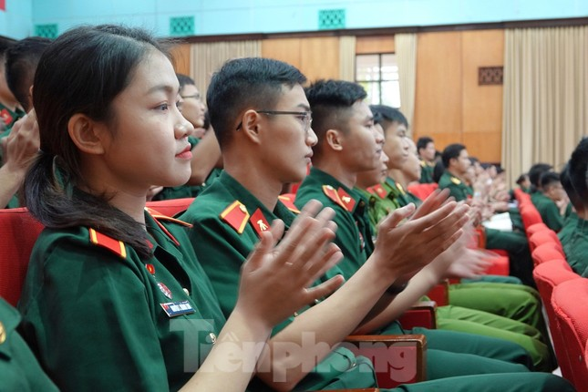 Học viện Kỹ thuật Quân sự xây dựng nhà trường thông minh ảnh 6