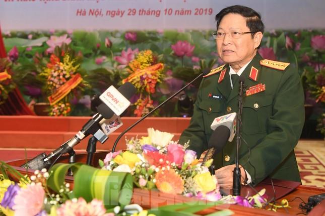 Trao tặng danh hiệu Anh hùng cho Quân tình nguyện và Chuyên gia Việt Nam tại Lào ảnh 4