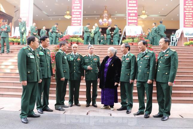 Bộ đội Biên phòng thu giữ 11,42 tấn ma túy, 445 khẩu súng ảnh 1