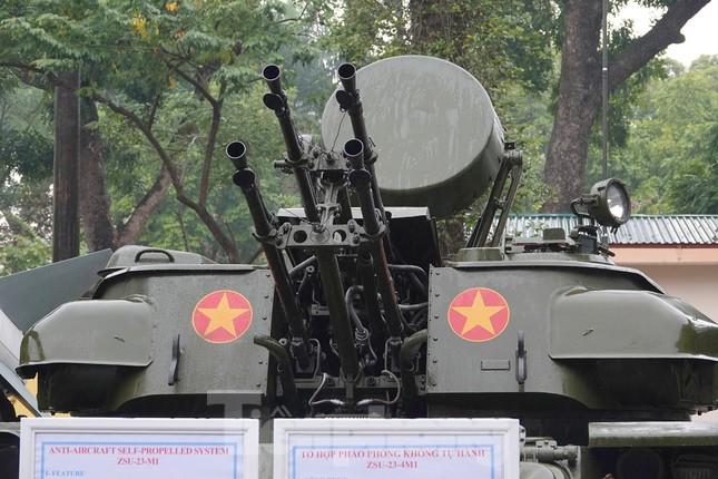 Cận cảnh ngư lôi, tổ hợp tên lửa của Quân đội nhân dân Việt Nam ảnh 13
