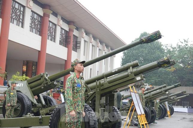 Cận cảnh ngư lôi, tổ hợp tên lửa của Quân đội nhân dân Việt Nam ảnh 7