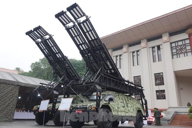 Cận cảnh ngư lôi, tổ hợp tên lửa của Quân đội nhân dân Việt Nam ảnh 8