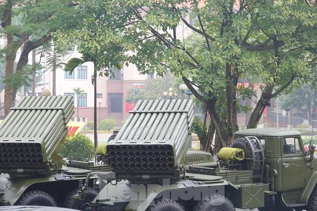 Cận cảnh ngư lôi, tổ hợp tên lửa của Quân đội nhân dân Việt Nam ảnh 14
