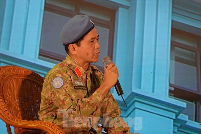 Xúc động tâm sự người lính mũ nồi xanh và hậu phương ngày giáp Tết ảnh 5