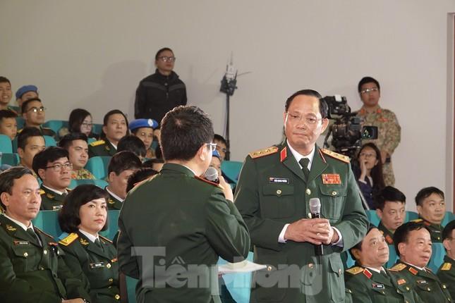 Xúc động tâm sự người lính mũ nồi xanh và hậu phương ngày giáp Tết ảnh 4