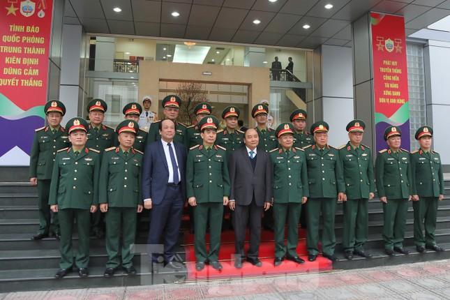 Thủ tướng Nguyễn Xuân Phúc: Tin tức tình báo đột phá về chất lượng ảnh 2