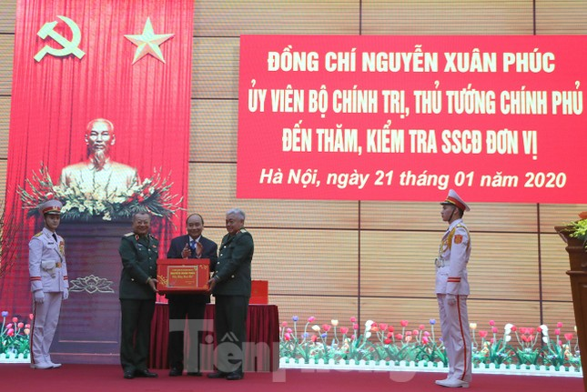 Thủ tướng Nguyễn Xuân Phúc: Tin tức tình báo đột phá về chất lượng ảnh 1