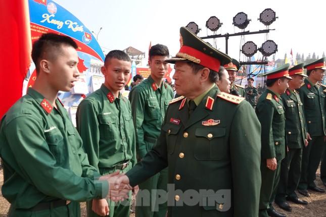 Đại tướng Ngô Xuân Lịch: Việt Nam minh bạch chính sách quốc phòng ảnh 4
