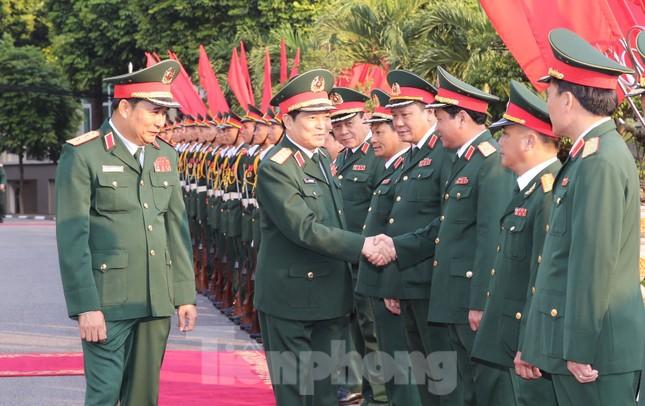Đại tướng Ngô Xuân Lịch: Việt Nam minh bạch chính sách quốc phòng ảnh 1