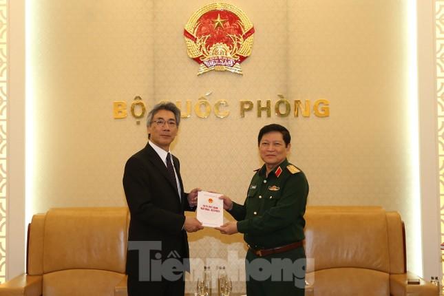 Đại tướng Ngô Xuân Lịch: Việt Nam minh bạch chính sách quốc phòng ảnh 3