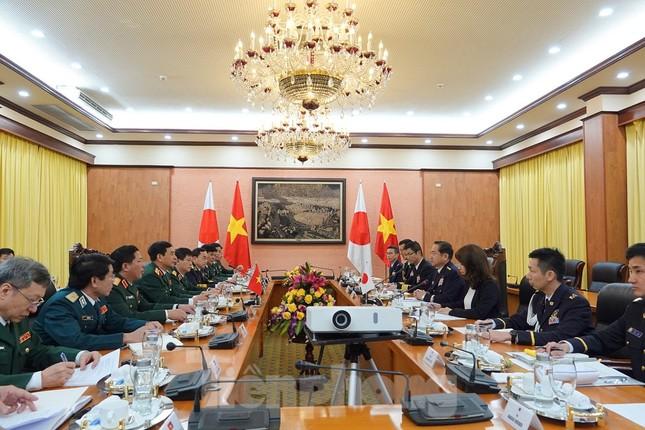 Quân đội Việt - Nhật xem xét chuyển giao công nghệ đóng tàu quân sự ảnh 4