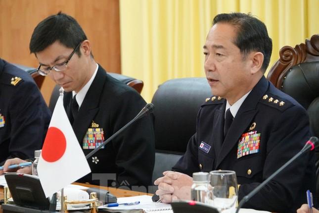 Quân đội Việt - Nhật xem xét chuyển giao công nghệ đóng tàu quân sự ảnh 2