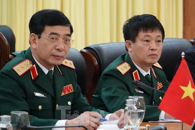 Quân đội Việt - Nhật xem xét chuyển giao công nghệ đóng tàu quân sự ảnh 3