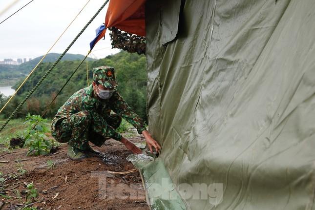 Biên phòng Quảng Ninh ngăn đại dịch COVID-19 ảnh 2