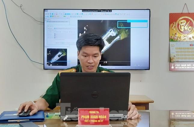 Trợ lý viễn thám vũ trụ lập phần mềm hỗ trợ trinh sát, tình báo ảnh 2