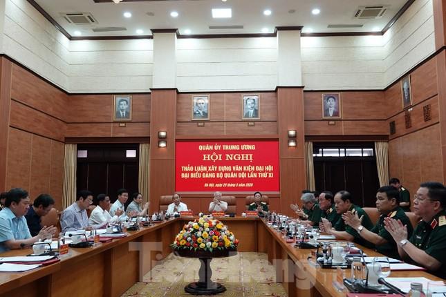 Tổng Bí thư Nguyễn Phú Trọng: Không che giấu khuyết điểm, chạy theo thành tích ảnh 2