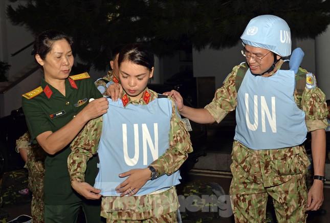 Kỷ niệm Nam Sudan của nữ sĩ quan mũ nồi xanh Sa Minh Ngọc ảnh 1