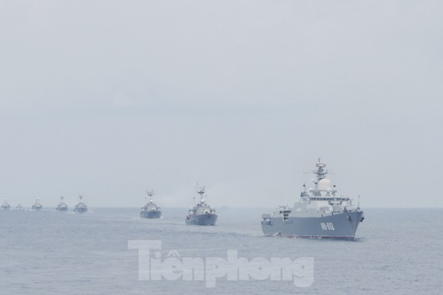 Chuẩn Đô đốc Ngô Văn Thuân: Còn người, còn biển đảo ảnh 1