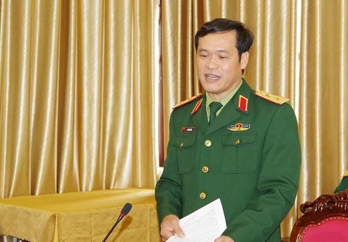 Bổ nhiệm Tư lệnh Quân khu 3 và Tư lệnh Hải quân làm Thứ trưởng Bộ Quốc phòng ảnh 1