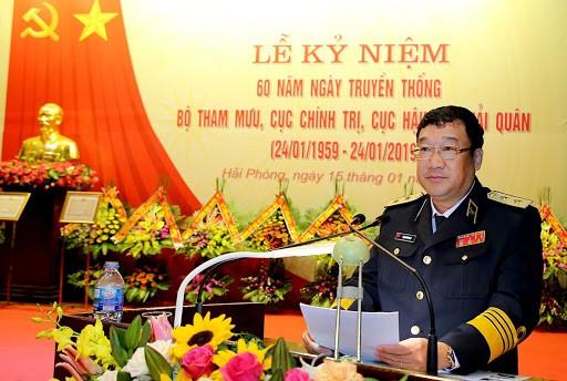 Bổ nhiệm Tư lệnh Quân khu 3 và Tư lệnh Hải quân làm Thứ trưởng Bộ Quốc phòng ảnh 2