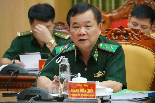 Bổ nhiệm Tư lệnh Quân khu 3 và Tư lệnh Hải quân làm Thứ trưởng Bộ Quốc phòng ảnh 3