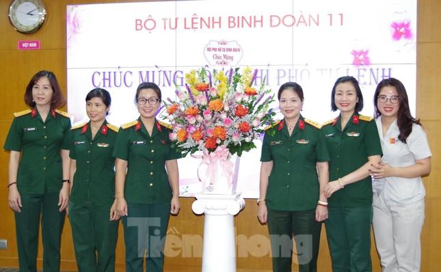 Bổ nhiệm trung tá Ninh Thu Trang giữ chức vụ Phó Tư lệnh Binh đoàn 11 ảnh 1