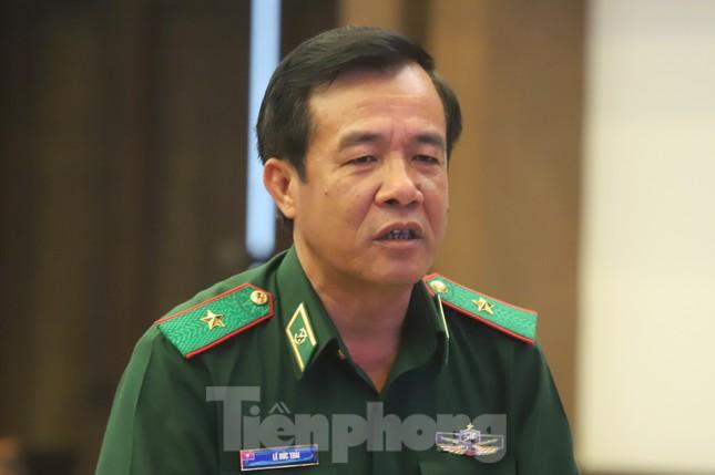 Hành trình binh nghiệp của tân Tư lệnh Bộ đội Biên phòng Lê Đức Thái ảnh 1