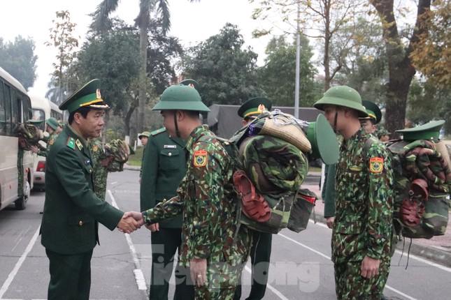 Hành trình binh nghiệp của tân Tư lệnh Bộ đội Biên phòng Lê Đức Thái ảnh 2