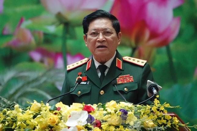 Tổng Bí thư, Chủ tịch nước Nguyễn Phú Trọng dự và chỉ đạo Đại hội Đảng bộ Quân đội ảnh 4