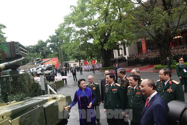 Tổng Bí thư, Chủ tịch nước Nguyễn Phú Trọng dự và chỉ đạo Đại hội Đảng bộ Quân đội ảnh 3