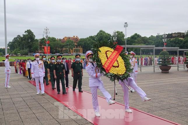 Phụ nữ Quân đội không quên vai trò, thiên chức trong gia đình ảnh 1