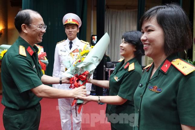 Phụ nữ Quân đội không quên vai trò, thiên chức trong gia đình ảnh 6